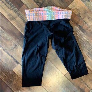PINK Capri leggings